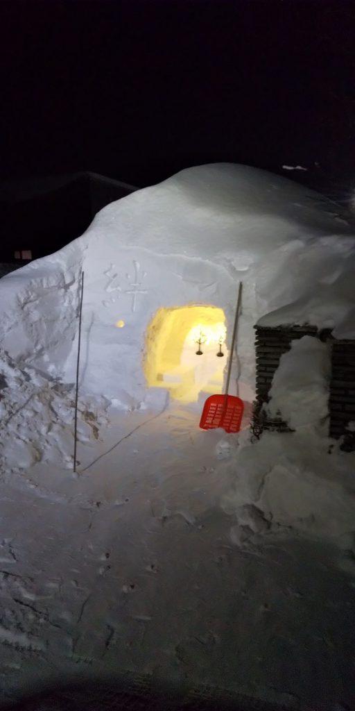 雪国ならではの日常の楽しみ